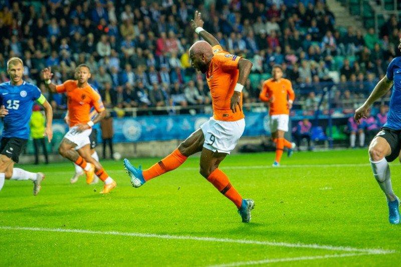 Euro 2020 - Ryan Babel cetak dwigol perdananya untuk Belanda