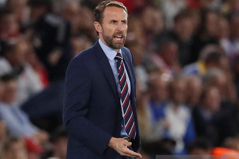 Gareth Southgate ingin timnas Inggris kurangi kesalahan-kesalahan dasar
