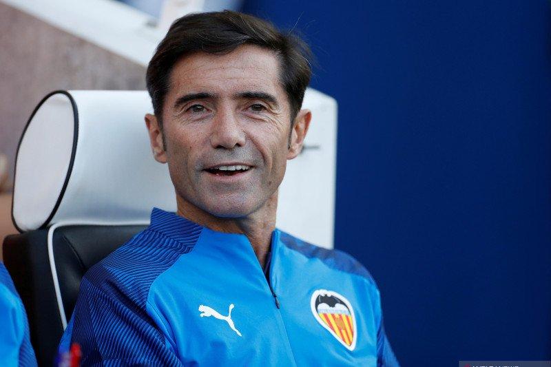 Jelang lawan Barca, Valencia pecat pelatih mereka