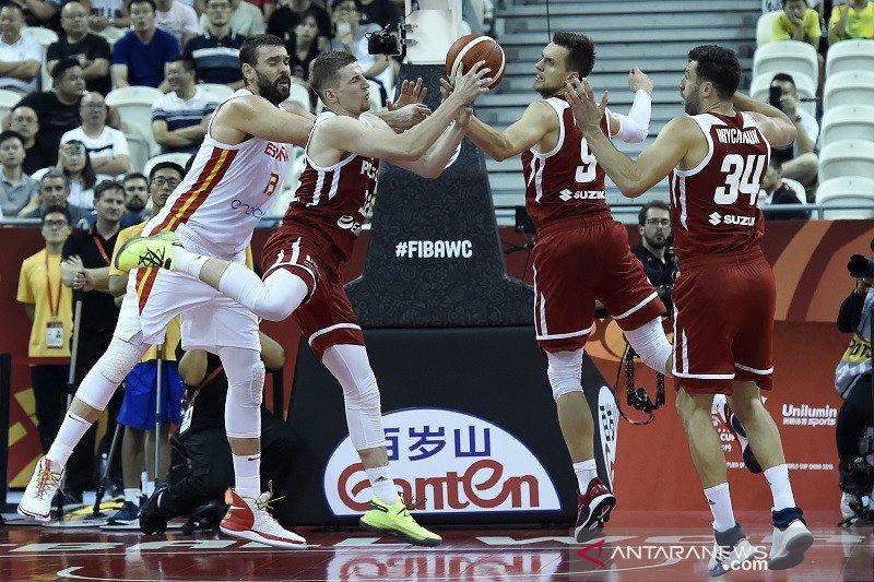 Tersingkir di perempat final, Polandia terima kekalahan lawan Spanyol dengan kepala tegak