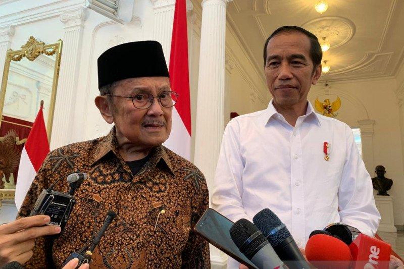 Habibienomic sebagai warisan penting untuk bangsa Indonesia