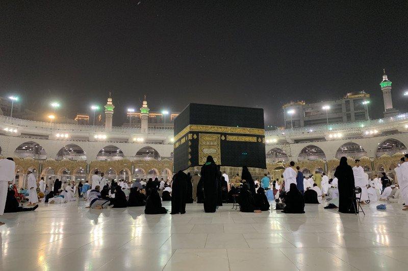 Arab Saudi resmi mencabut kebijakan visa progresif umrah
