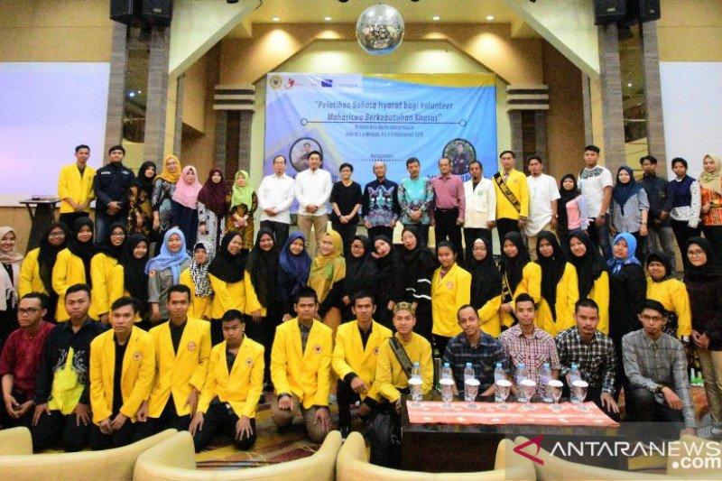 Universitas Lambung Mangkurat ramah mahasiswa difabel