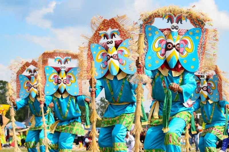 Pemkab Lamandau kembali gelar festival Babukung di tahun 2019