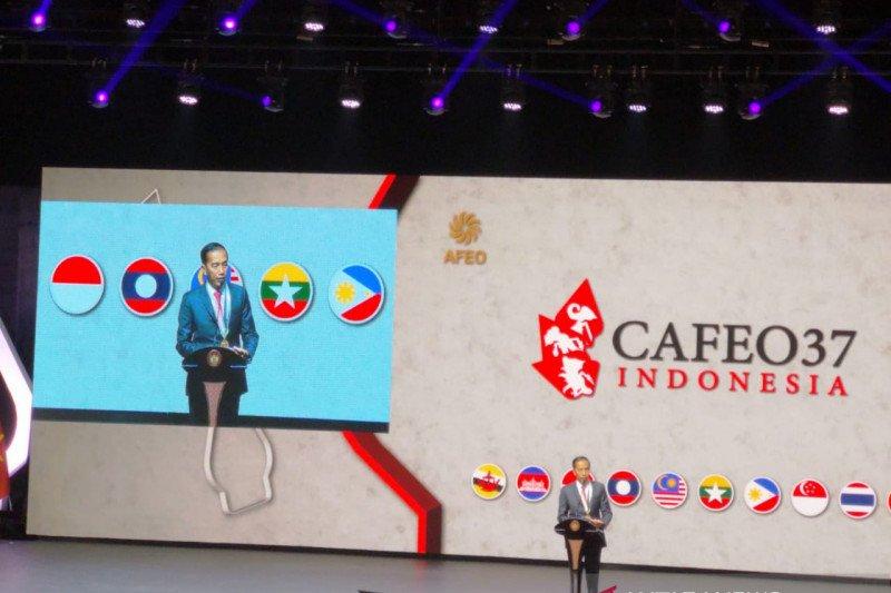 Jokowi buka Konferensi ke-37 Organisasi Insinyur se-ASEAN
