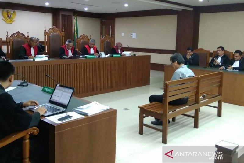 Pengusaha penyuap Bupati Talaud nonaktif divonis 1,5 tahun penjara