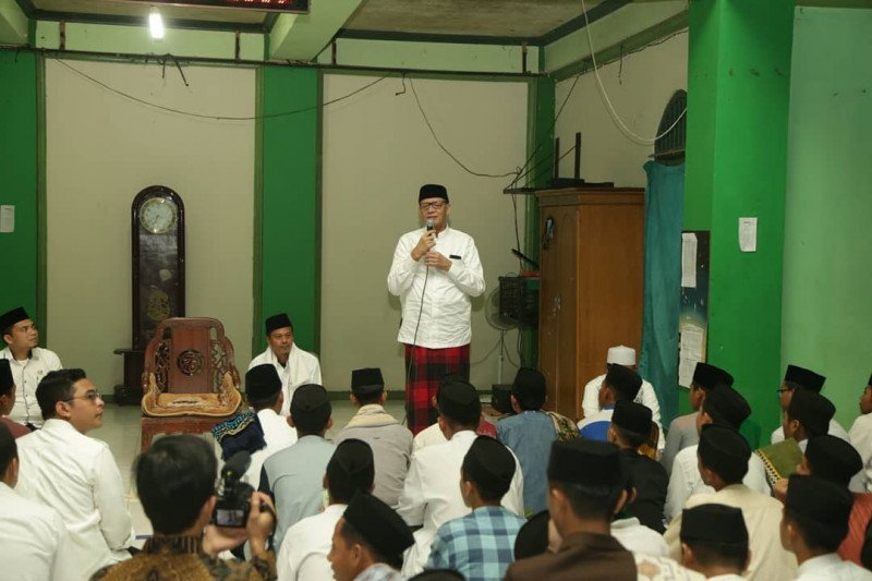 Habibie Wafat - Gubernur ajak warga Banten doakan almarhum BJ Habibie