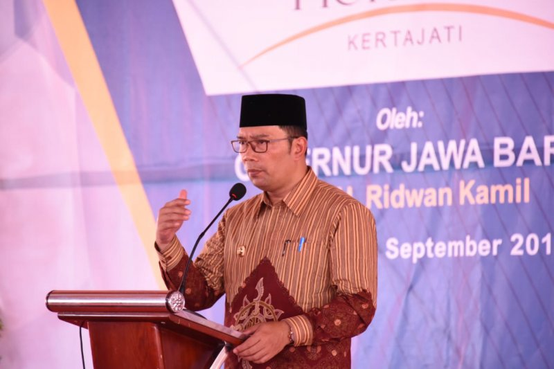 Ridwan Kamil: Pembangunan Kawasan Rebana Dimulai