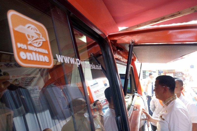 Pemkot Palembang gandeng  kantor pos buka layanan pembayaran PBB