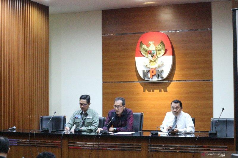 KPK kirim surat ke Komisi III DPR tentang pelanggaran etik Firli