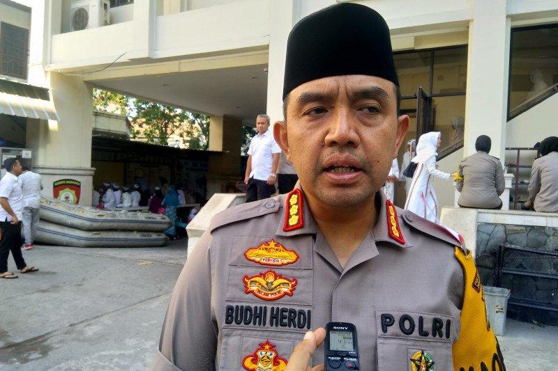 Polrestro Jakarta Utara dalami jaringan pemalsuan plat nomor dinas