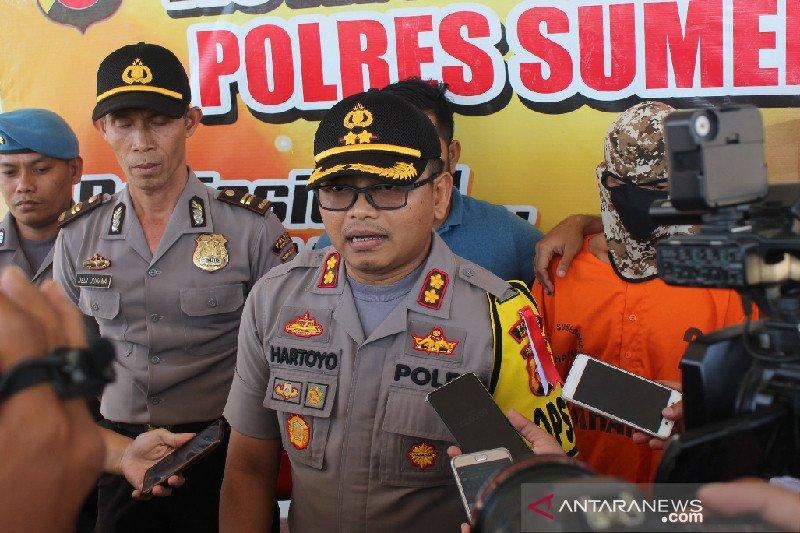 Polisi borgol penyebar video asusila di Sumedang