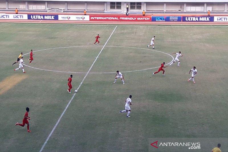 Timnas Indonesia kalahkan timnas Iran  0-1