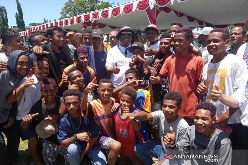 Habibie Wafat - Gubernur ingin anak Papua teladani Habibie
