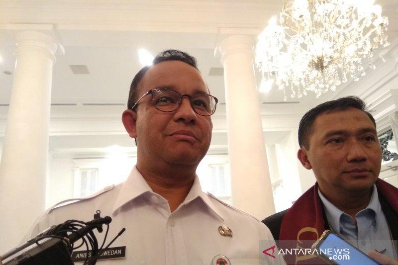 Sikapi Ombudsman, Anies: Pemotongan kabel bentuk penegakan aturan