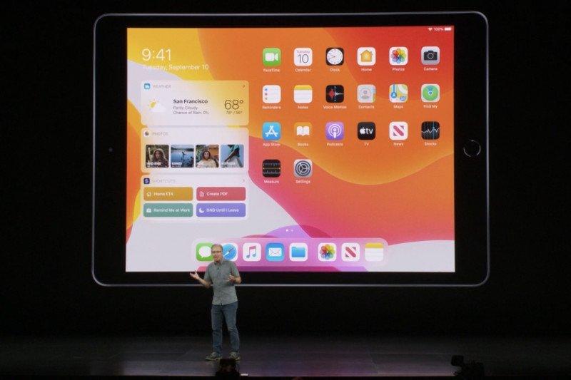 Generasi terbaru iPad dengan harga lebih murah