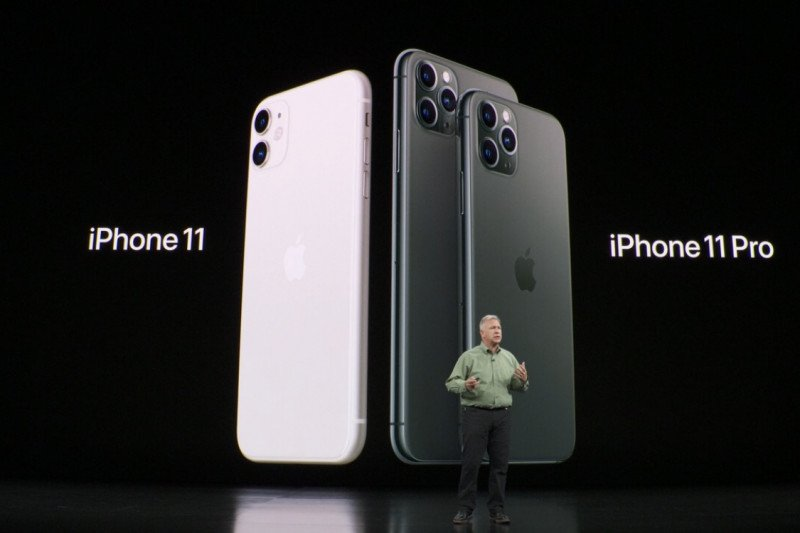 iPhone 11, iPhone 11 Pro dan iPhone 11 Pro Max resmi meluncur