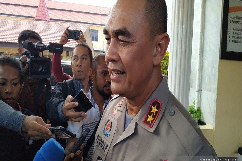 Polisi tangkap Wakil ULMWP Buchtar Tabuni