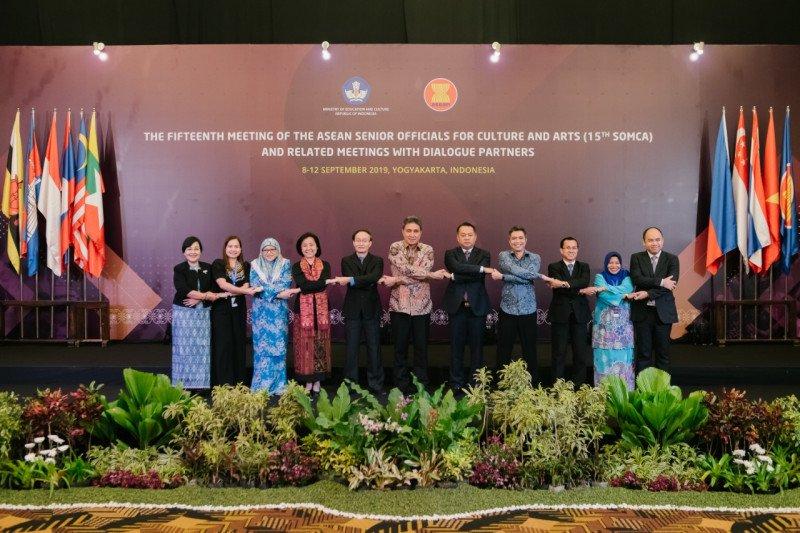Pejabat tinggi ASEAN dukung narasi identitas yang diusulkan Indonesia