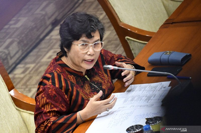 Capim KPK Lili Pintauli berkomitmen perbaiki komunikasi KPK-LPSK