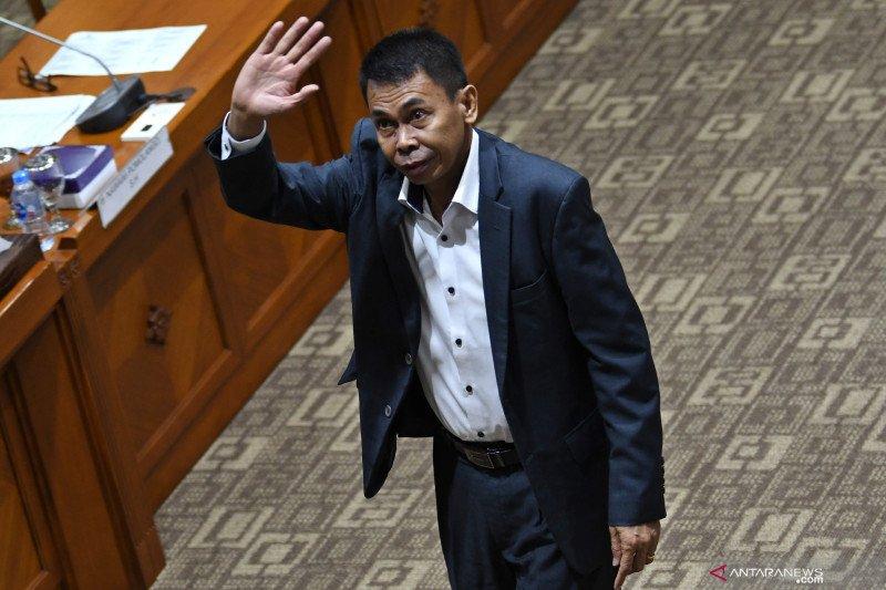 Sosok Hakim Nawawi, pimpinan KPK baru