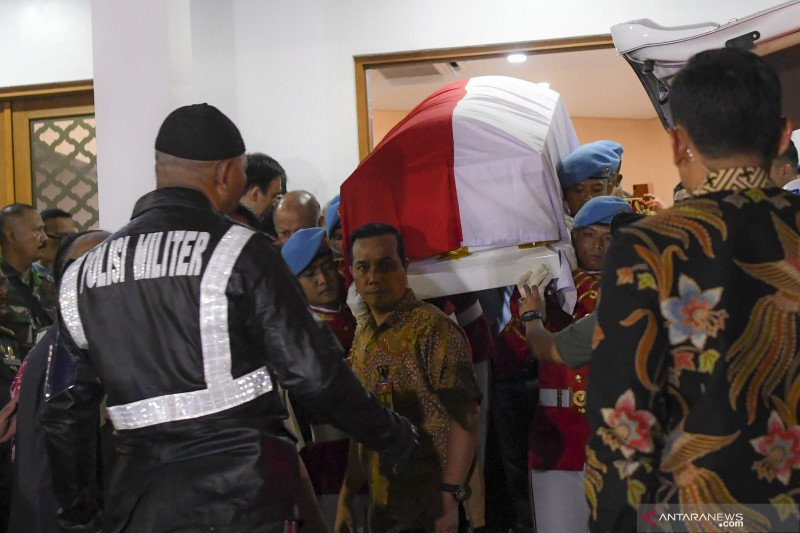BJ Habibie wafat, Megawati ucapkan duka mendalam