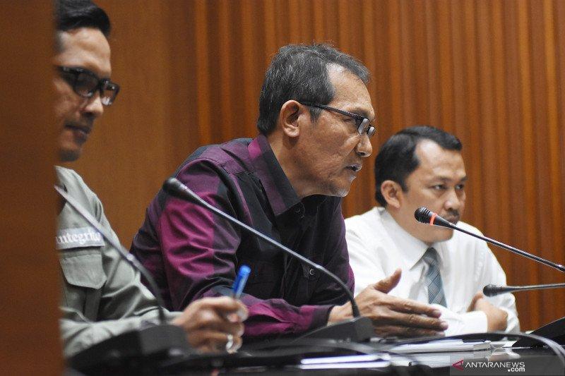 Mantan Deputi Penindakan KPK Irjen Pol Firli Bahuri lakukan pelanggaran etik berat