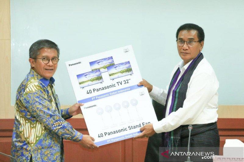 Panasonic bantu 40 unit TV untuk atlet NTT berprestasi