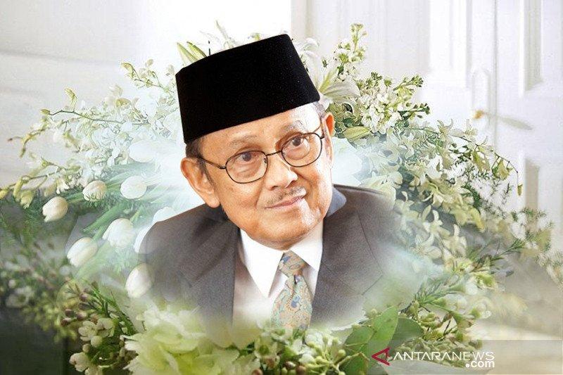 Gubernur Sumbar : Indonesia kehilangan sosok negarawan BJ Habibie
