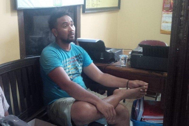 Polisi tangkap mantan kiper Persijap Jepara