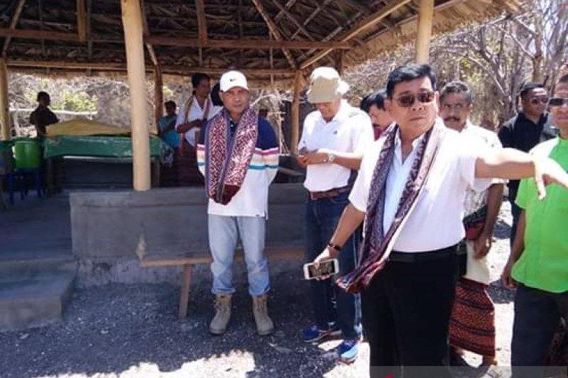 Wakil Bupati dukung Gubernur NTT bangun wisata Haubenkase