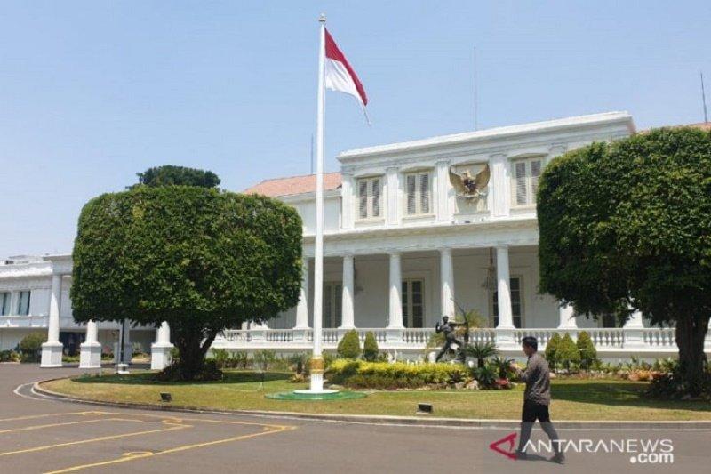 Presiden Jokowi bersilaturahim dengan tokoh muda Papua inspiratif
