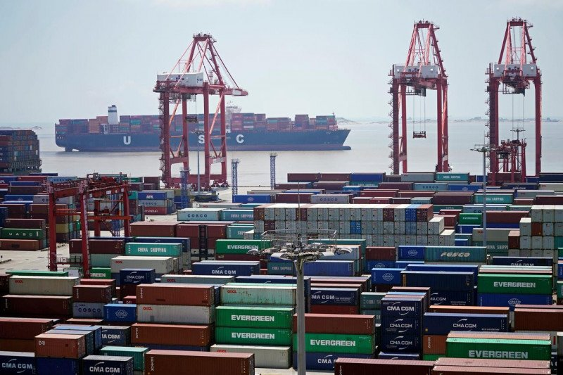China kecualikan beberapa barang AS dari tarif pembalasan