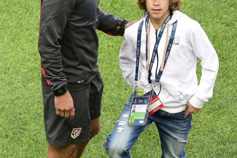 Anak Diego Simeone direkrut Atletico Madrid