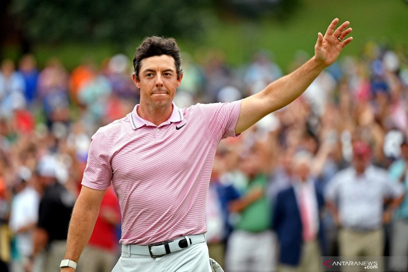 McIlroy  pegolf terbaik PGA Tour 2019