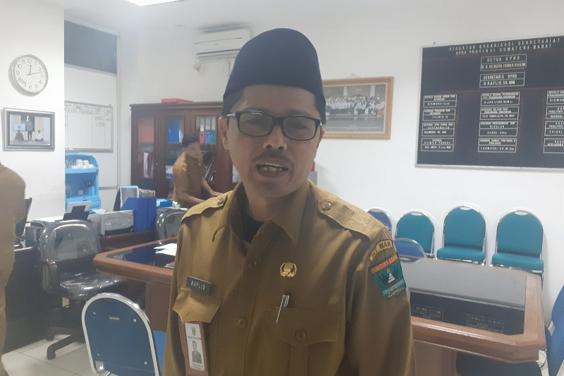 Gerindra peroleh jatah ketua, pimpinan definitif DPRD Sumbar segera ditetapkan