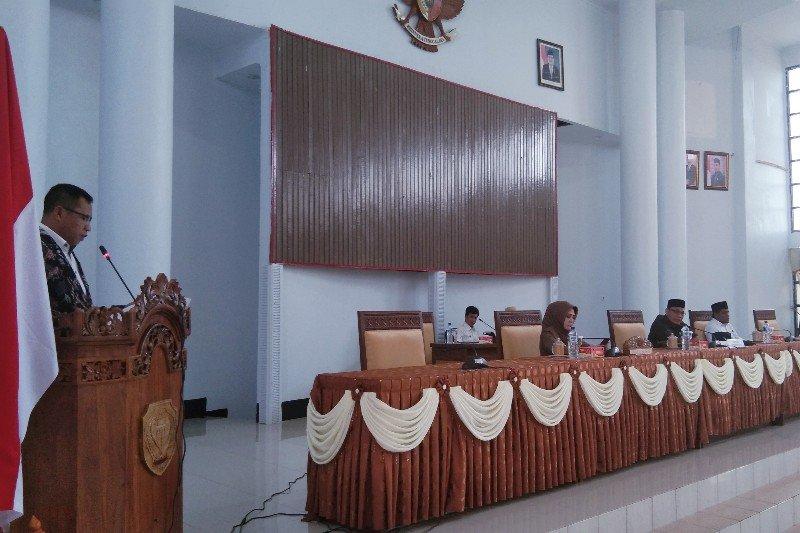 Ini lima fraksi DPRD Seruyan beserta ketuanya