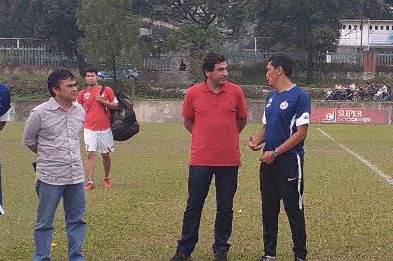Semen Padang datangkan pelatih asal Portugal