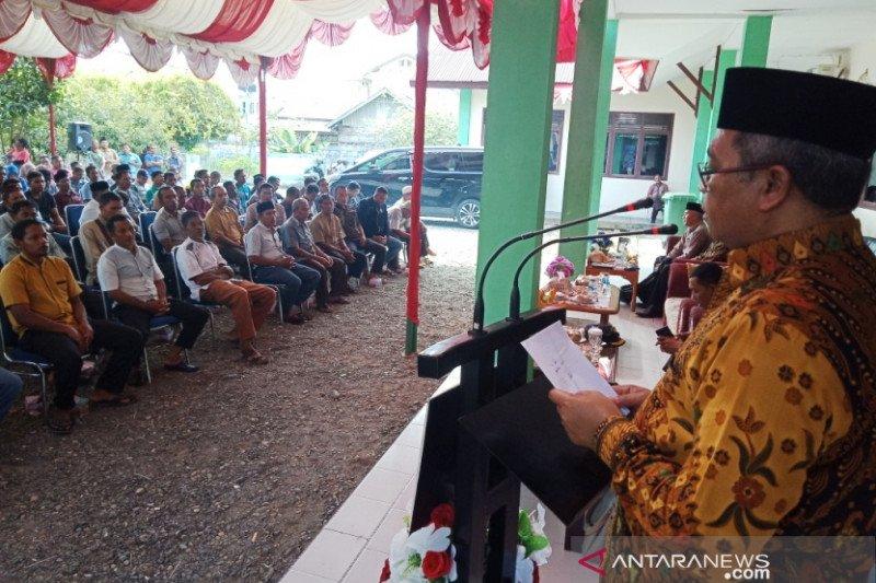 Bupati Aceh Barat pimpin doa bersama untuk BJ Habibie