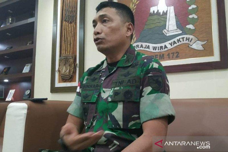 Danrem 172/PWY menduga mahasiswa Papua pulang karena diprovokasi kelompok tertentu