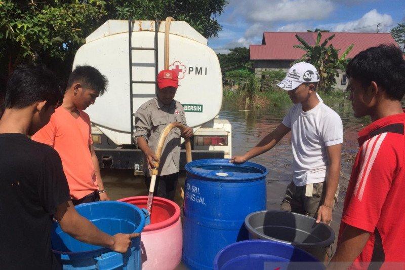 PMI salurkan 16,3 juta liter air untuk korban bencana kekeringan