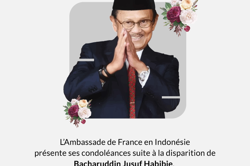 Belanda dan Prancis sampaikan belasungkawa atas wafatnya BJ Habibie