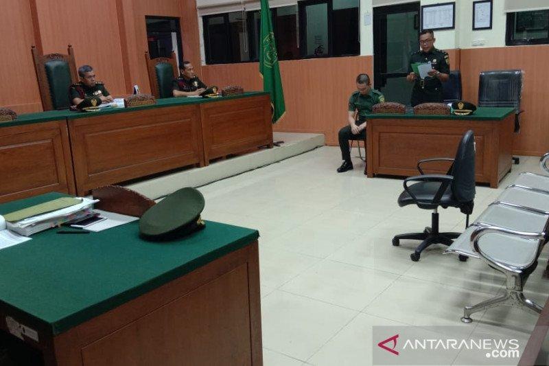 Hakim minta dua minggu putuskan vonis Prada DP terdakwa pembunuh dan mutilasi sang kekasih
