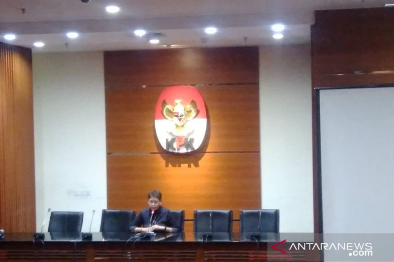 Pengusaha ditetapkan tersangka pengembangan kasus Nurdin Basirun
