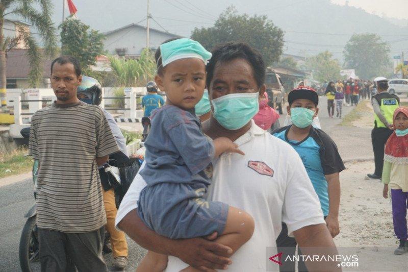 ISPU di Kayong Utara kategori bahaya