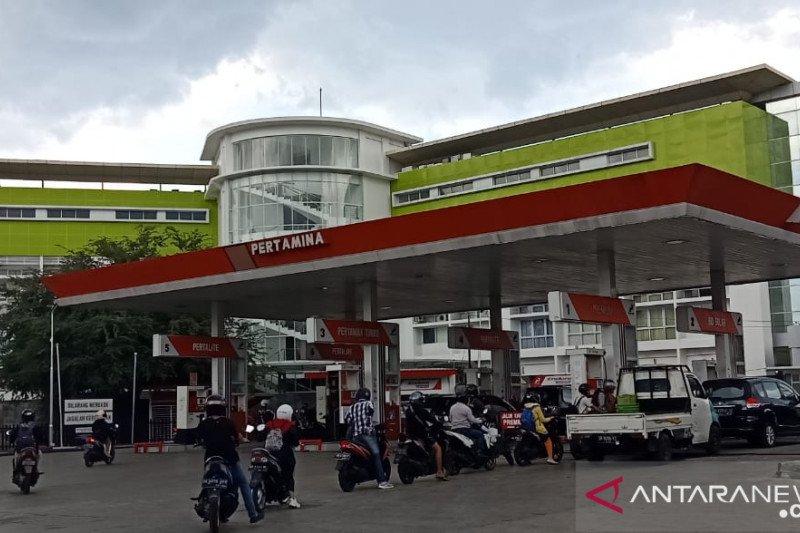 Pertamina dorong percepatan penambahan SPBU di Lombok Utara