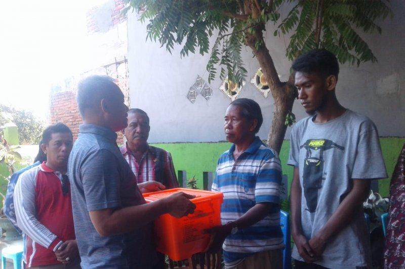 Pemkot berikan bantuan untuk korban kebakaran