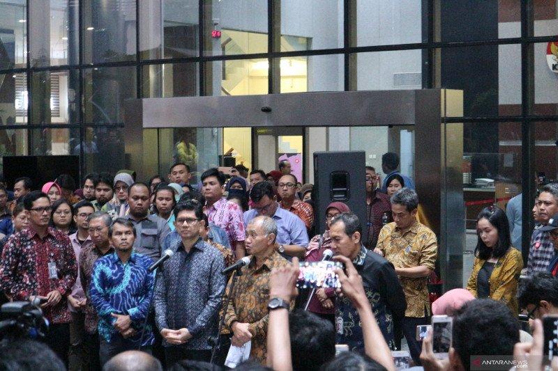 Ketua KPK nyatakan gerakan antikorupsi dalam kondisi mengkhawatirkan
