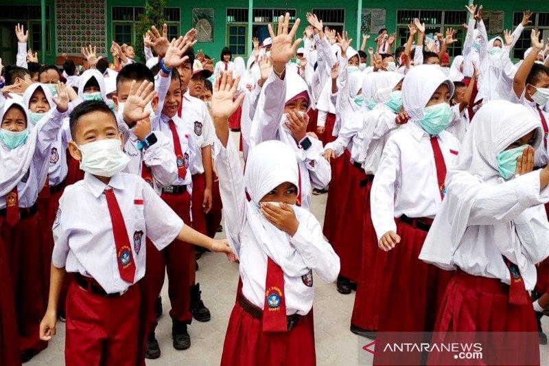 Kualitas udara Sampit kembali berbahaya