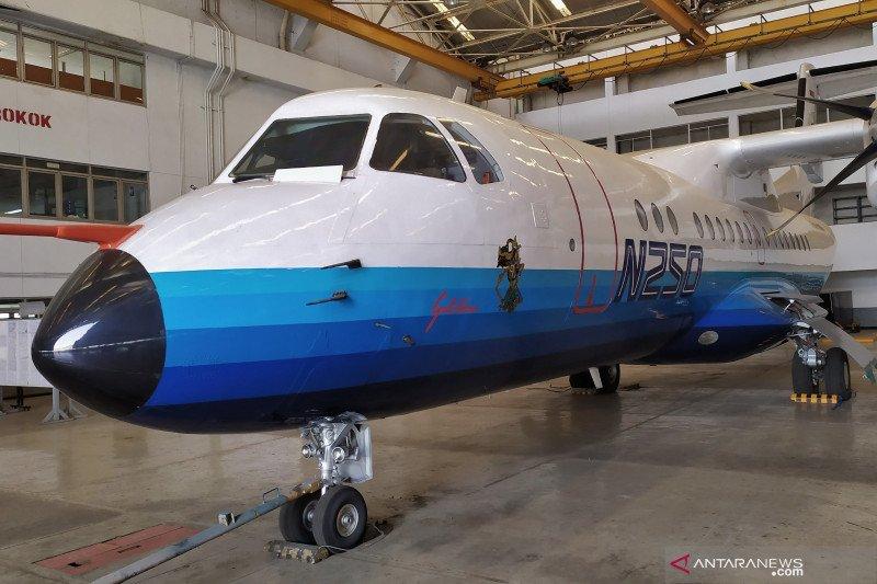 Pesawat karya BJ Habibie akan dipamerkan di Museum Dirgantara
